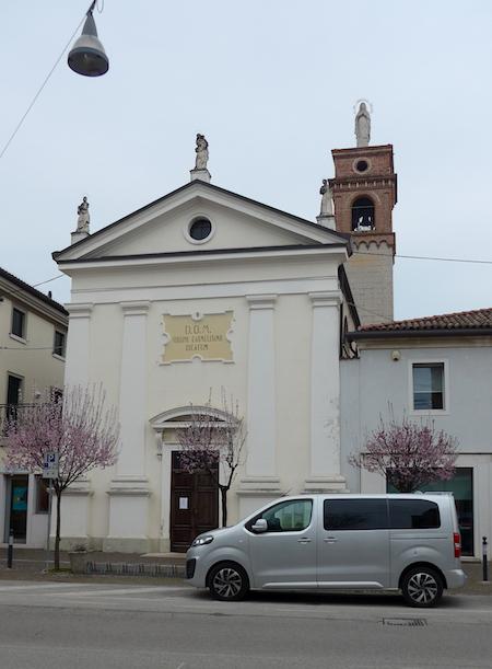 церковь в Читтаделле