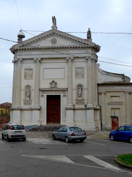 церковь Сан Мартино ди Лупари