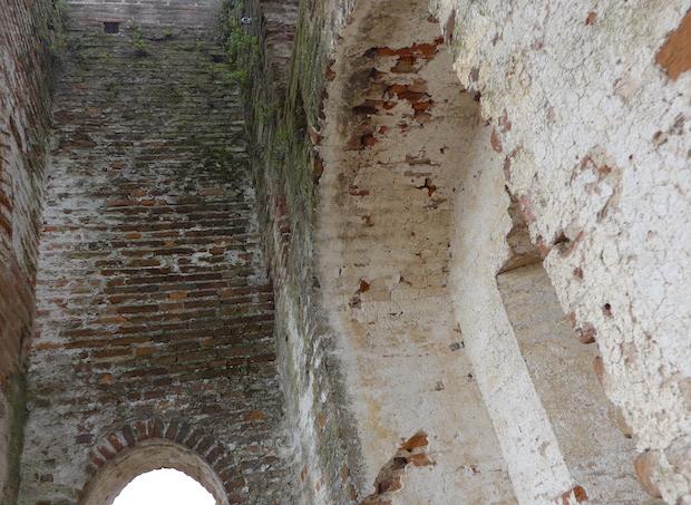 стена Читтаделлы
