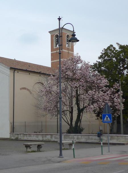 монастырь в Италии