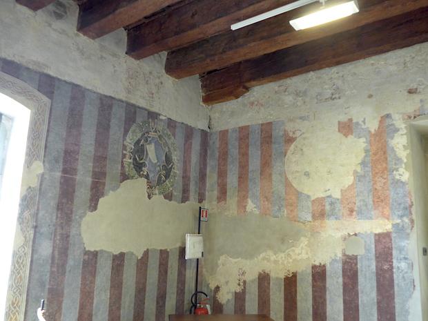фрески в доме капитана