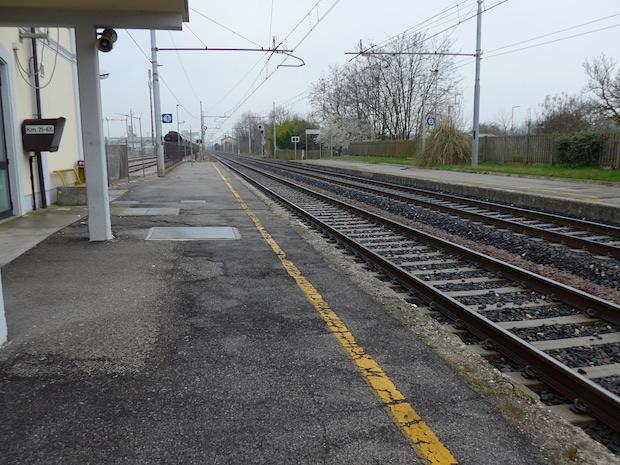 станция Италия