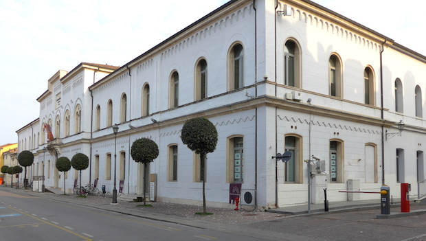 Палаццо Андреа Мантенья в Читтаделле