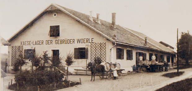 Старое фото - Woerle