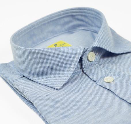 Рубашка-поло из итальянского пике