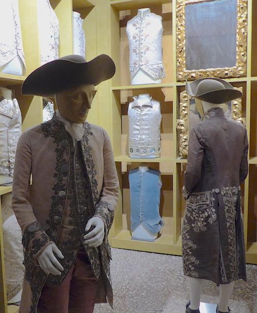 Палаццо Мочениго одежда