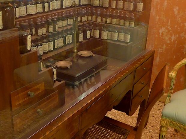 кабинет парфюмера