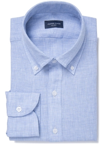 ткань Grandi Rubinelli рубашка