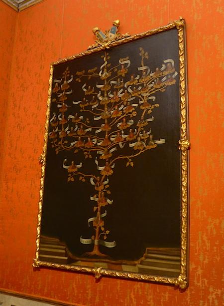 картина родословное древо