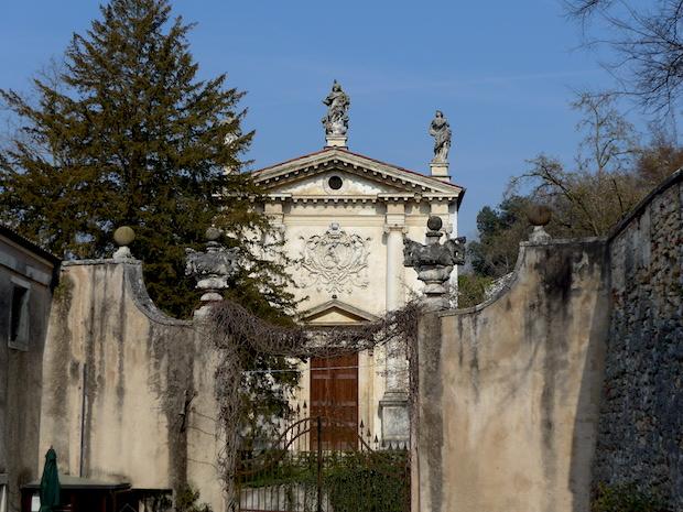 архитектура Виченцы