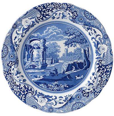 тарелка с узором