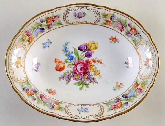 Schumann винтажная посуда