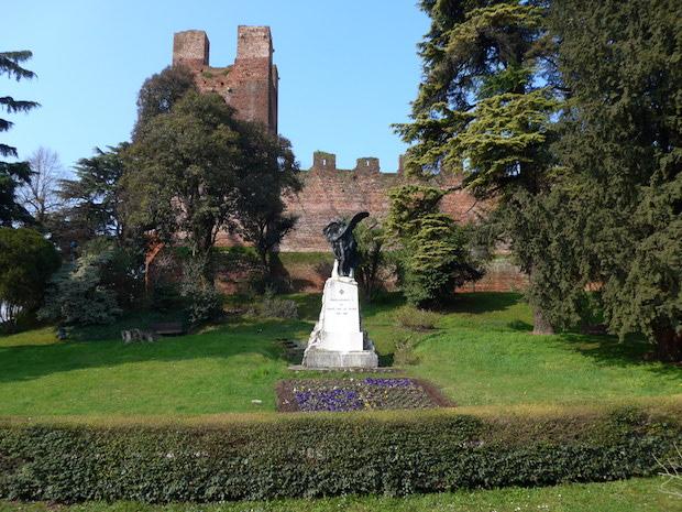 Замок Кастельфранко Венето