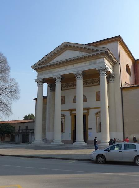 Церковь Санта Мария делла Пьеве