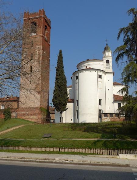 колокольня в Кастельфранко