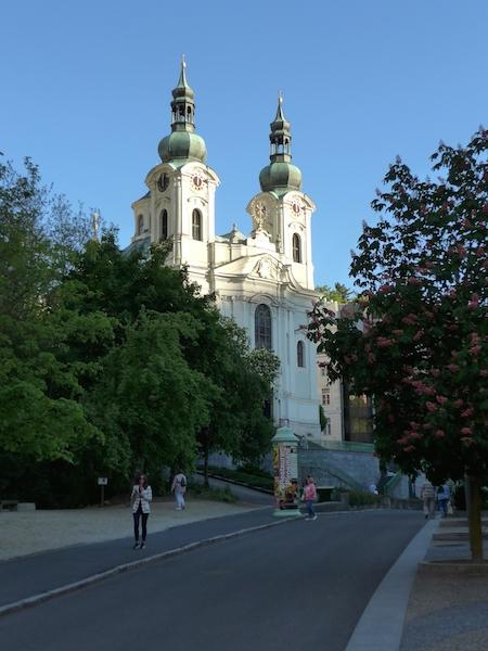 церковь Карловы Вары