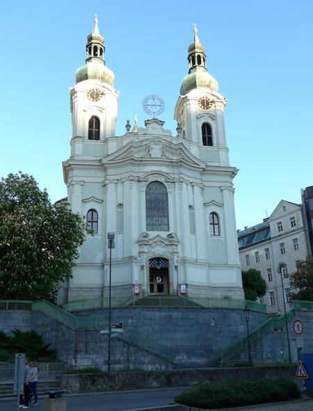 храм Карловы Вары