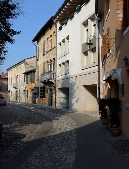Исторический центр Кастельфранко Венето