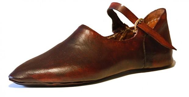 история мужской обуви