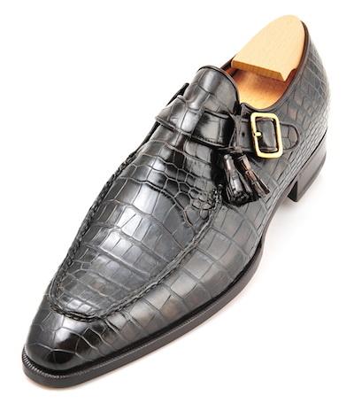 туфли крокодиловая кожа