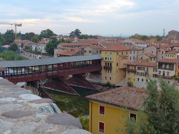Бассано старый мост