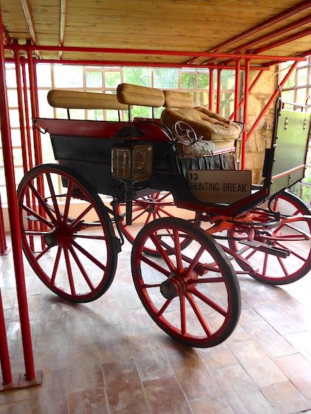 Мазер музей карет