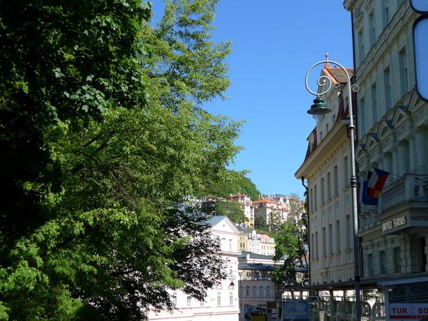 улица Карловы Вары
