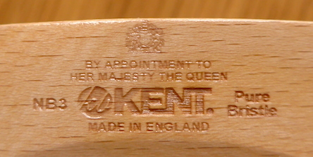 Kent Brushes made in England
