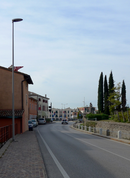 улица в Мазере