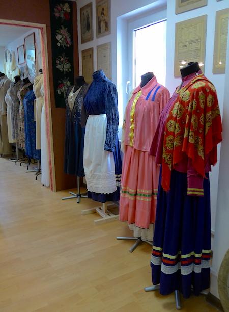 Музей моды уездного города
