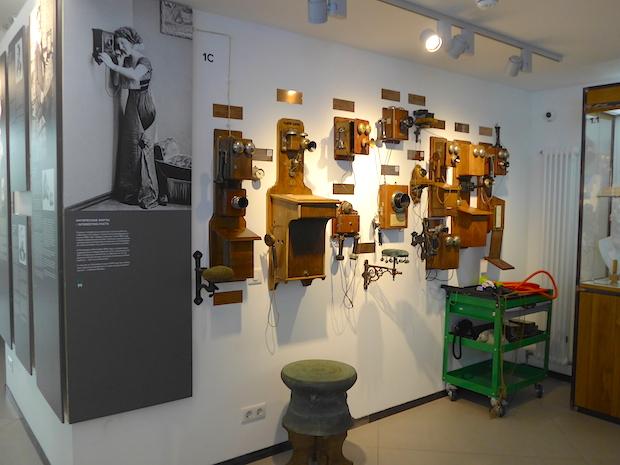 Музей истории телефона