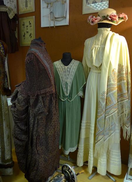дворянские платья