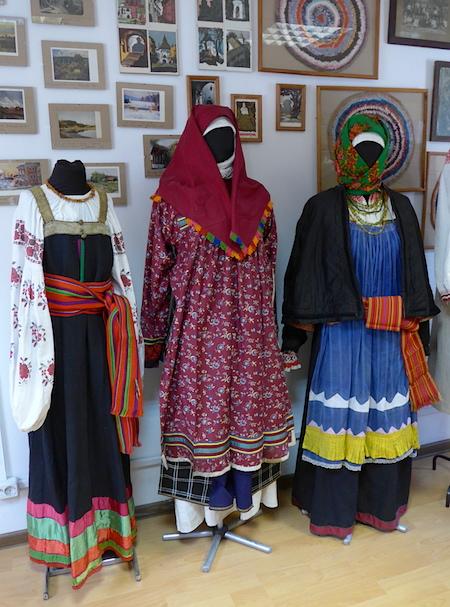 платья музей