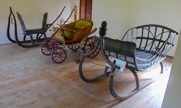 музей карет вилла Мазер