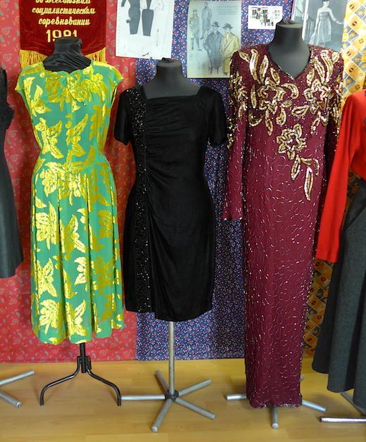 оригинальные платья 20 века