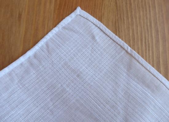 льняной носовой платок