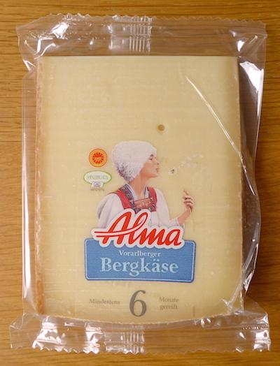 австрийский горный сыр
