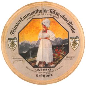 сыр Форарльберг