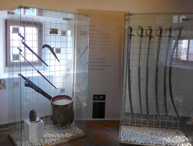 братиславский музей оружия