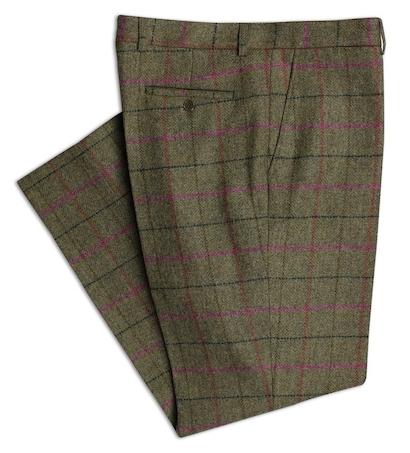 Твидовые брюки в магазине British Room