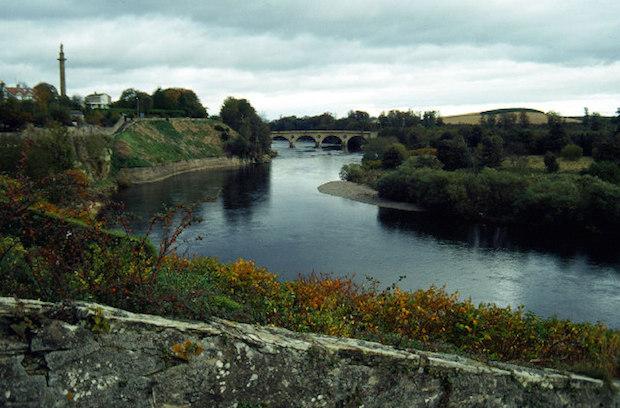 река Шотландия