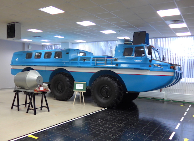 ЗИЛ-49065 Синяя птица