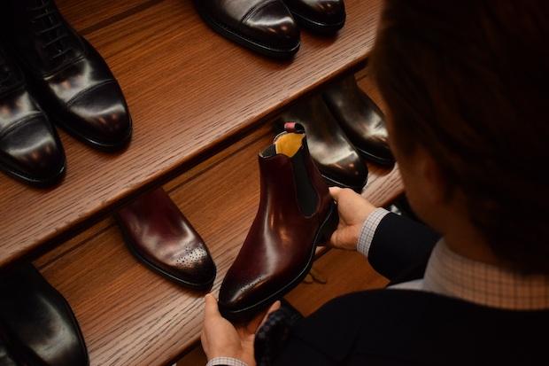 купить ботинки Berwick