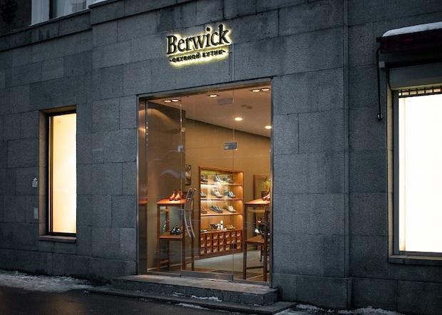 обувной бутик Berwick