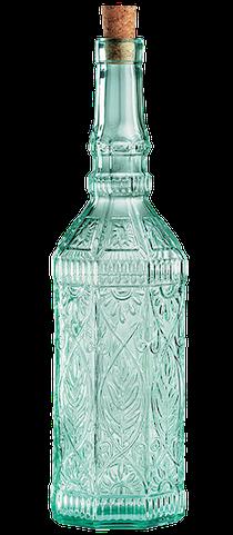 бутылка шестигранная