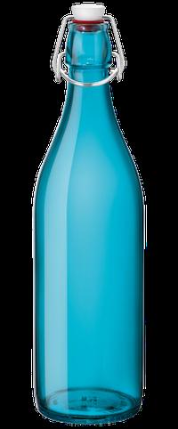 цветная бутылка