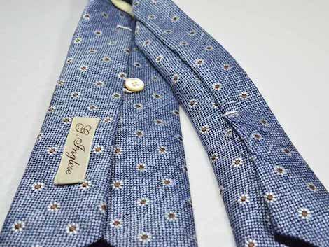 галстук G Inglese