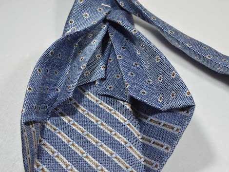 галстук десять сложений