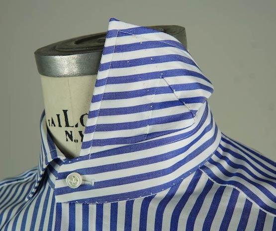 рубашка ручной работы
