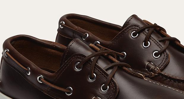 шнурки топсайдеров